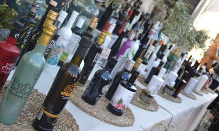 Fiesta del Primer Aceite de Jaén 2017