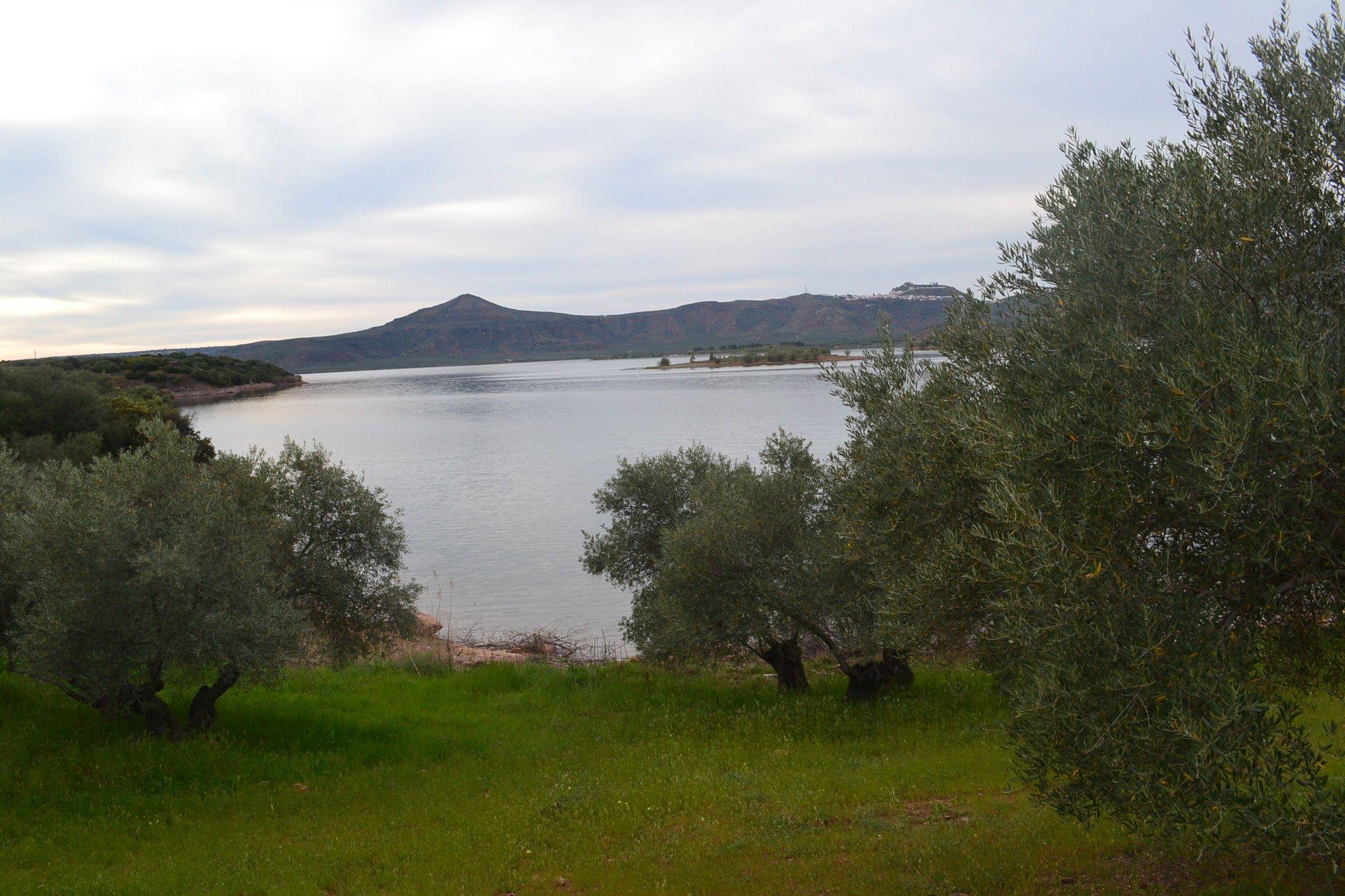 Vilches, el Guadalen y Santagon