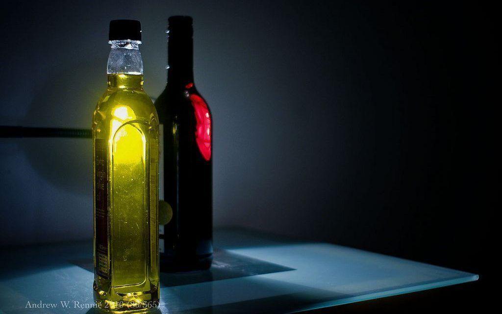 Aceite de Oliva y el Vino