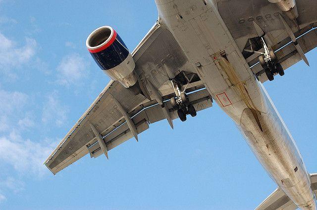 El Super-Aove y el Boing 747