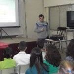 Difusion de la cultura del AOVE en el dia de Andalucia