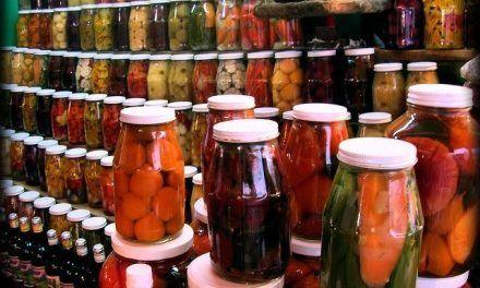 Como Conservar Alimentos con Aceite de Oliva (MASTER)