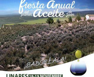 Fiesta del Primer Aceite de Jaen 2017 en Linares