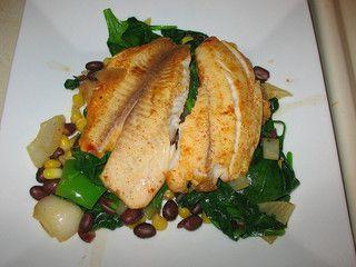 fritura de pescado aceite de oliva