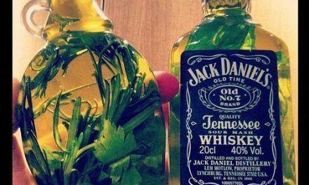 Como hacer Aceite de Oliva Aromatizado con Hierbas o Vegetales