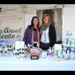 Laiol Cosmética Natural en la fiesta del primer aceite de Jaén 2017