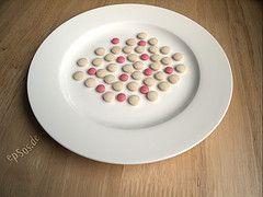 plato de pastillas
