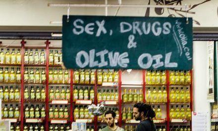SEXO Y ACEITE DE OLIVA
