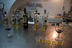 aceite y vino